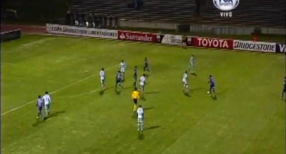 Real Garcilaso quedó eliminado de la Copa Libertadores