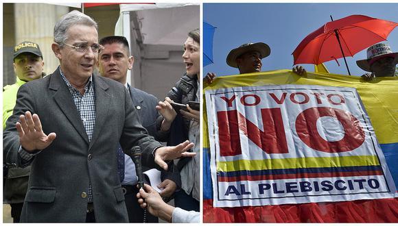 Álvaro Uribe: La paz ilusiona pero el acuerdo con las FARC decepciona