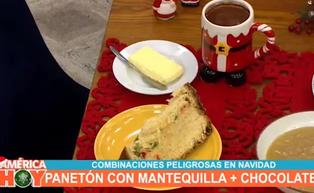 ¿Cuál es la porción recomendada de panetón que debemos consumir?