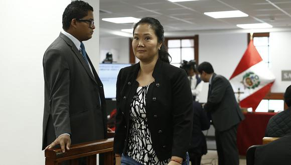 Poder Judicial designó a Víctor Zúñiga como reemplazo de juez que podría ver caso de Keiko Fujimori