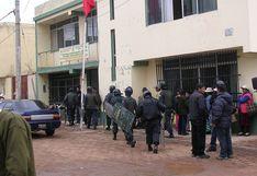 Juliaca: Policía detenido por comercialización de droga dio positivo a Covid-19
