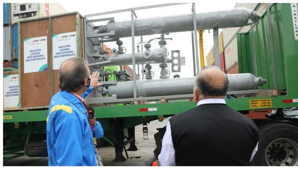 Será instalado en el Campo Ferial de Pacasmayo y permitirá llenar desde 350 hasta 400 cilindros de 10 metros cúbicos por día.