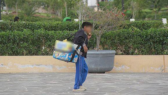Mano de obra infantil, una forma de explotación escondida