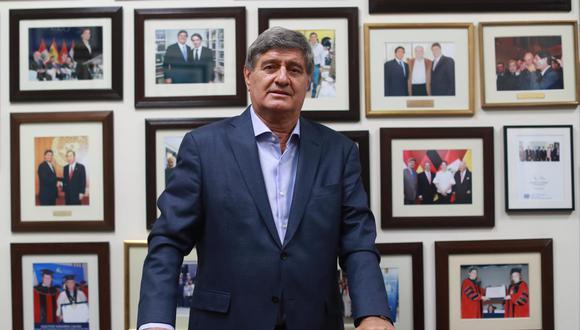 Raúl Diez Canseco saludó la decisión del Congreso al rechazar la moción de vacancia contra Martín Vizcarra.  (Foto: GEC)