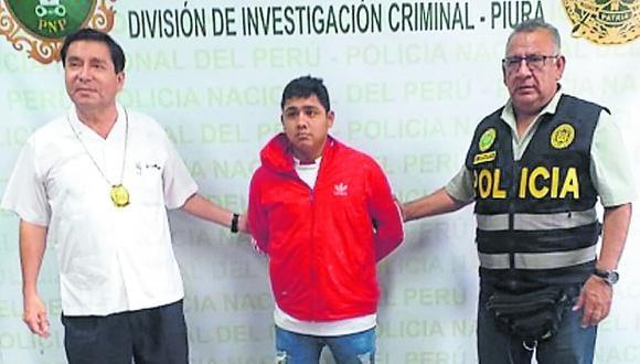 """Erick David Antón Chumacero alias """"Hijo de Chilalo"""" es sentenciado por el delito de homicidio y otro de tentativa."""