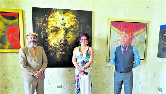 La población arequipeña podrá visitar la exposición. (Foto: Cortesía)