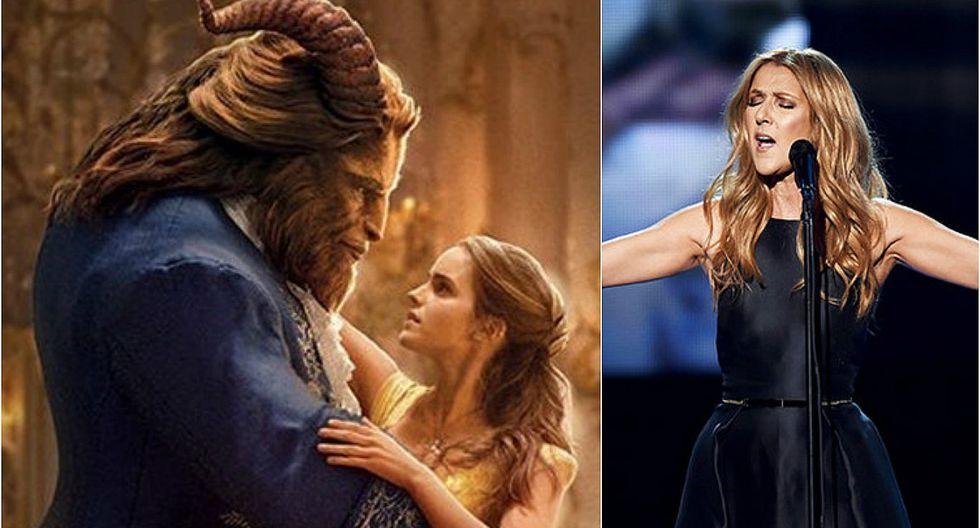Celine Dion interpretará nueva canción para La Bella y la Bestia