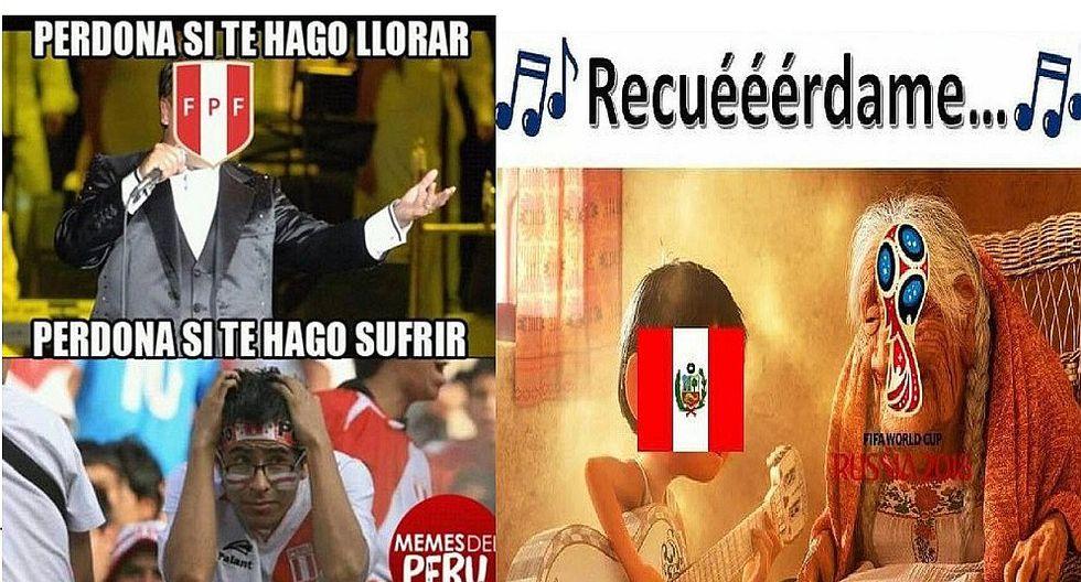 Perú vs Australia: divertidos memes celebran la victoria de la selección peruana