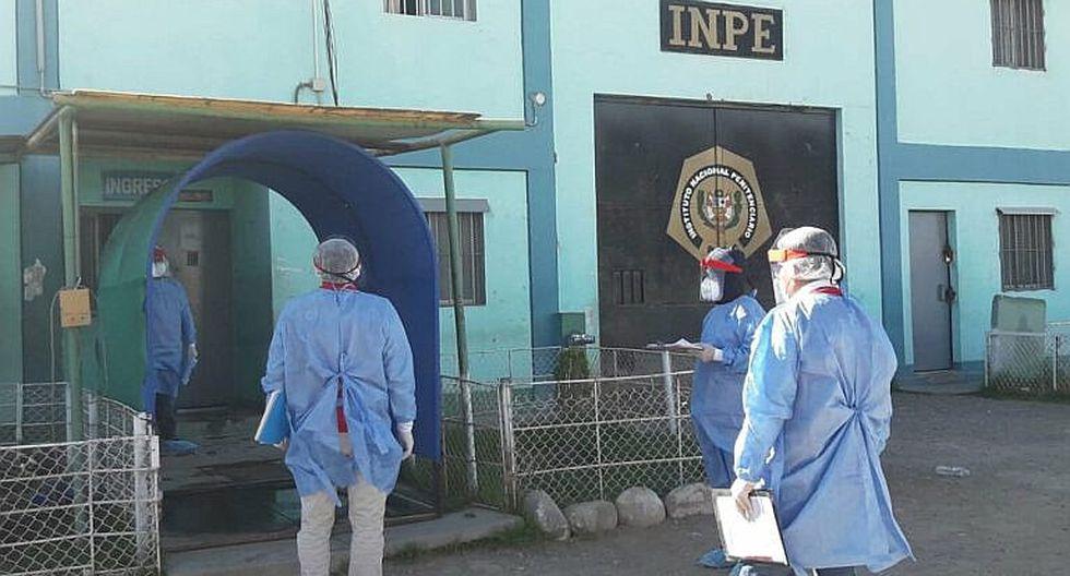 Arequipa: Penal de Socabaya ingresa a cuarentena por la COVID-19