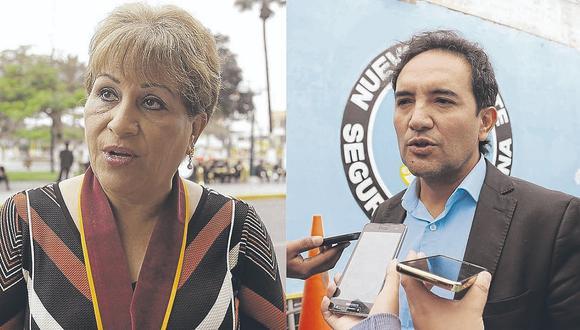 Presidente de la Corte del Santa exige a Policía logre captura de exalcaldes