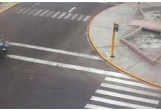Dos personas salvan de morir en varios accidentes