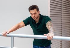 """Nicola Porcella tras contagiarse del COVID-19: """"Ya perdí el olfato y el gusto"""""""
