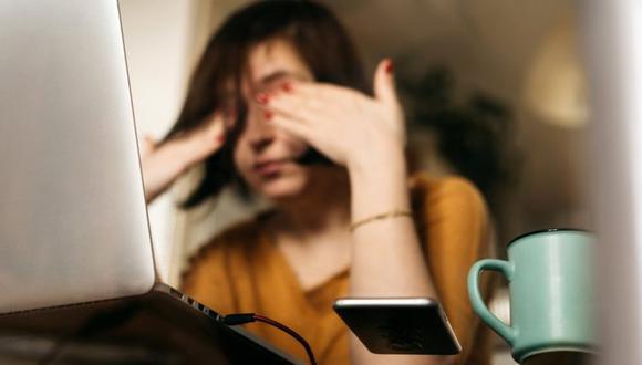 Las personas podrían padecer cáncer, hipertensión, diabetes o presentar un accidente cerebrovascular por culpa del estrés y la ansiedad. (Foto referencial: Getty)