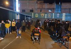 Juliaca: Más de 100 personas fueron intervenidas en discoteca con fachada de restaurante