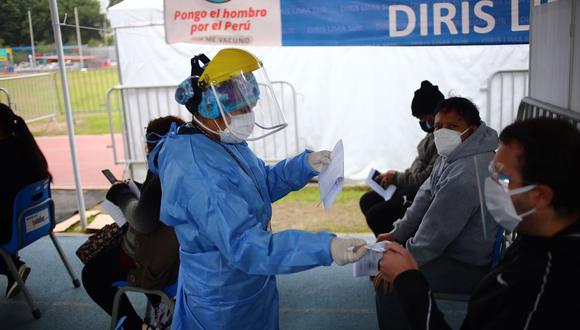 La vacunación contra el COVID-19 a nivel nacional avanza a buen ritmo y ya son más de 11 millones las personas inmunizadas. (Foto: GEC)