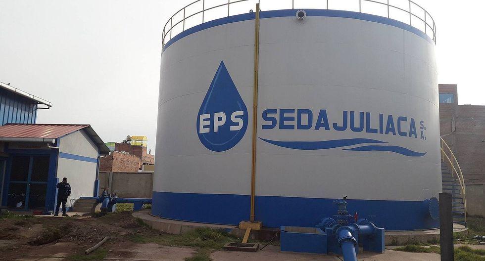 SEDA Juliaca decidió no cobrar recibos de agua del mes de marzo