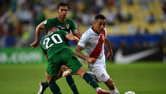 El encuentro por la fecha 5 de Eliminatorias se jugará en el Estadio Hernando Siles desde las 3 p. m. (Foto: AFP)