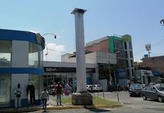 Cada vez hay más paneles publicitarios en vías de Yanahuara en Arequipa