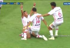Jesús Mendieta convirtió el 1-1 del partido entre Sporting Cristal y Ayacucho FC (VIDEO)