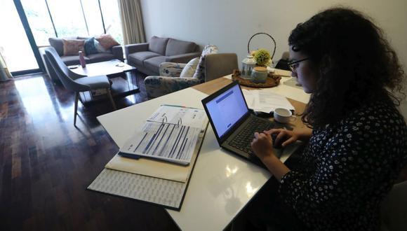 El desempleo, el trabajo remoto, el encierro y la falta de actividad incrementan los niveles de estrés en las personas. (FOTO: ALESSANDRO CURRARINO/GEC)