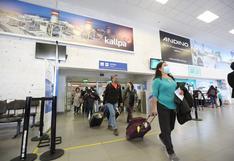 Aeropuertos Andinos proyecta terminar el año con 1 millón de pasajeros registrados