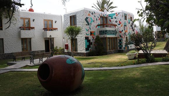 Hotel de Arequipa se convierte en centro de aislamiento COVID-19