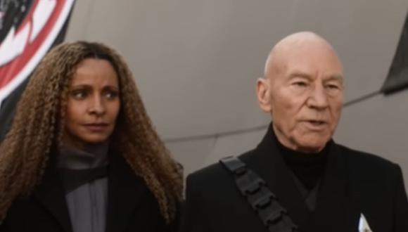 """""""Star Trek: Picard"""" renueva por una tercera temporada en Paramount+. (Foto: Captura de YouTube)"""