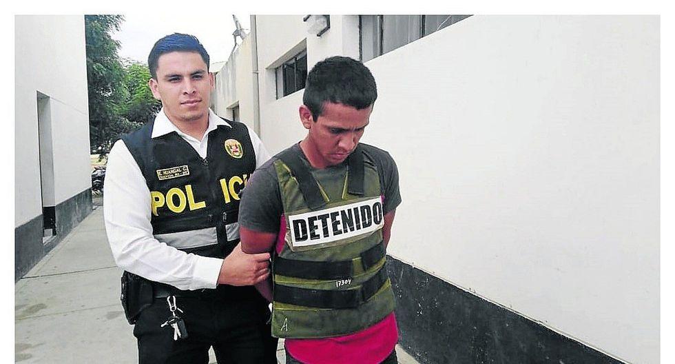Detienen a un hombre acusado de herir a balazos a dos personas