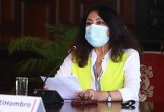 """Violeta Bermúdez pide a candidatos orientar a sus seguidores para que respeten """"canales y formas democráticas"""""""
