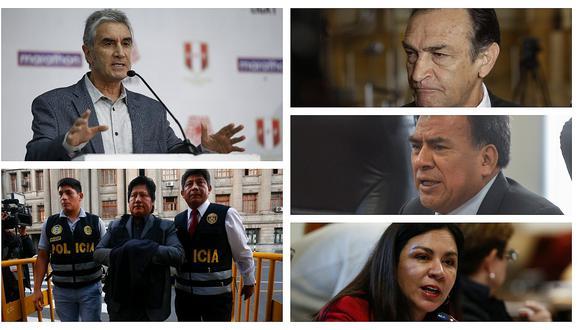 """Juan Carlos Oblitas a fiscales: """"Vi a los congresistas Becerril, Velásquez Quesquén y Espinoza en la FPF"""""""