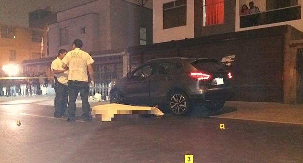 Asesinan a conductor que se enfrentó a delincuentes en Bellavista
