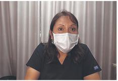 "Vanesa Blas: ""Me negué transferir S/352 mil y me cesan"""