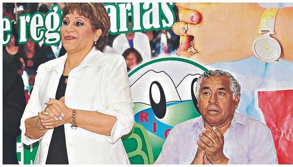 """Suprema rechaza casación de """"Vicky"""" y Julio Cortez"""