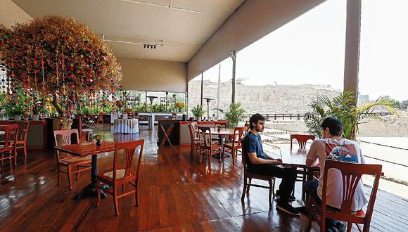 Presidenta de Ahora Perú, Blanca Chávez explica que restaurantes requieren un aplazamiento de tres años para el pago de tributos y créditos de Reactiva Perú. (Foto: GEC)