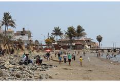 Autoridades restringirán acceso a playas en verano, en La Libertad
