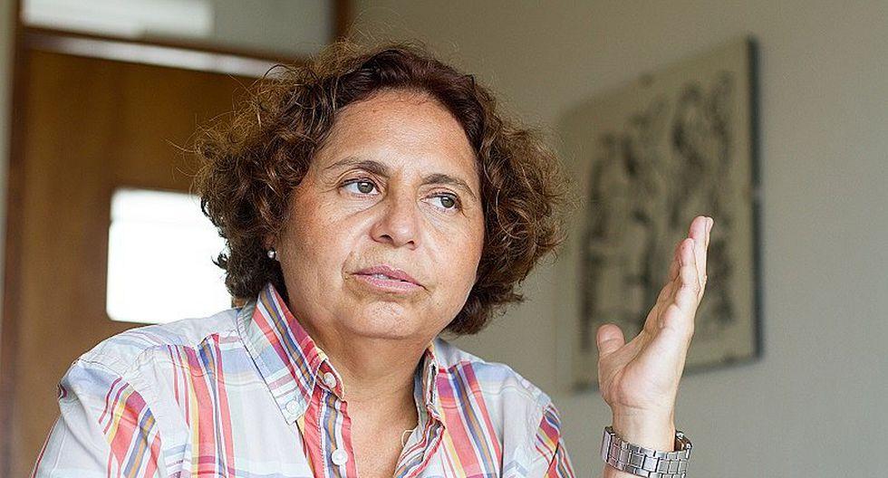 """Susel Paredes sobre Fuerza Popular: """"Si tú tienes plata, aunque seas burro, puedes entrar al Congreso"""""""
