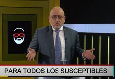"""Beto Ortiz comentó sobre accidentada entrevista con Zaira Arias: """"Desde que entró se puso a gritar"""" (VIDEO)"""