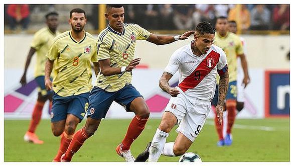 Perú vs. Colombia: fecha, hora y canal del amistoso por fecha FIFA