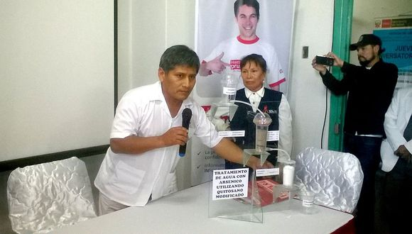 Tacna: Alertan sobre consecuencias de consumir agua con arsénico