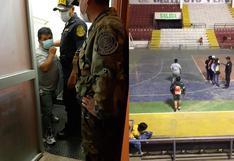 Regidor de la municipalidad de Huánuco es detenido en medio de reunión social donde se consumía licor