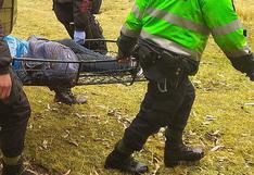 Fiscalía investiga muerte de joven paucarino