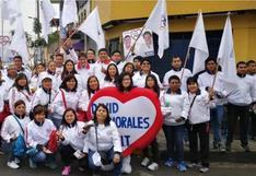 Somos Perú presenta denuncia contra falsos militantes
