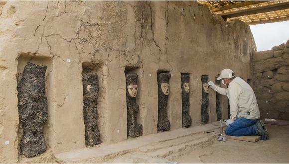 Ídolos de Chan Chan entre los 10 mejores hallazgos arqueológicos del mundo
