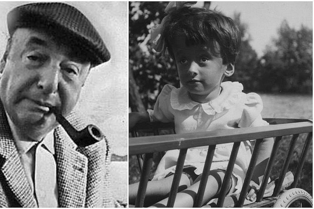 Pablo Neruda La Cruel Historia De La Hija Enferma Que El Poeta Abandonó Fotos Cultura Correo
