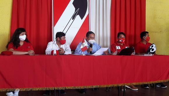 Acción Popular presenta a sus candidatos al Congreso
