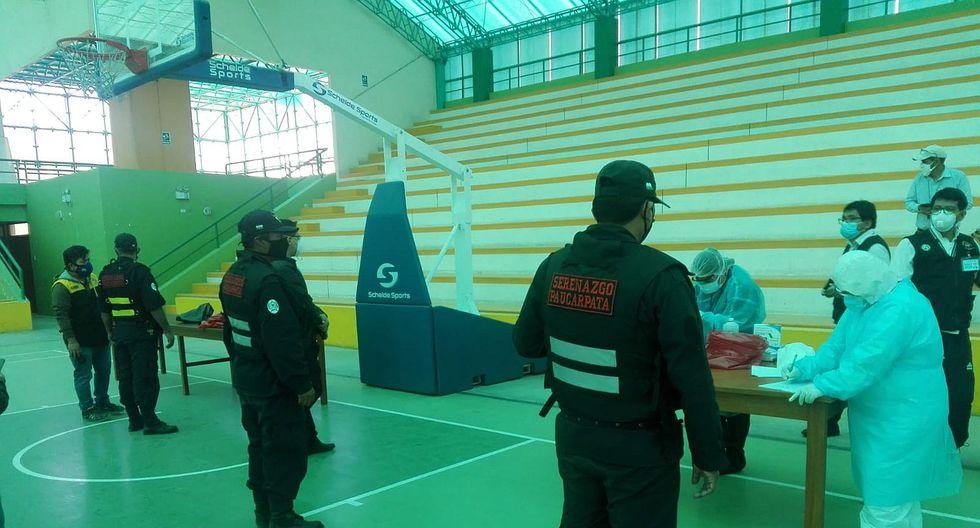 39 trabajadores esenciales en municipios de Arequipa con COVID - 19