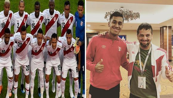 Preparan documental sobre la llegada de la selección peruana al Mundial Rusia 2018 (FOTOS Y VÍDEO)