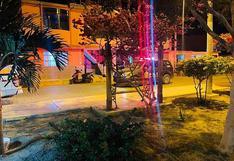 De tres balazos asesinan a administrador en Paita