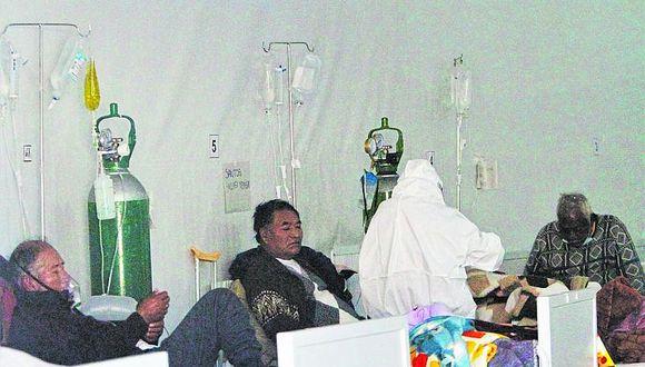 En Arequipa 85 psicólogos atienden a enfermos