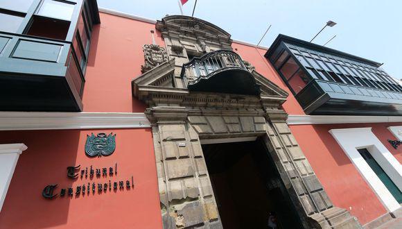 La comisión especial sesionará este domingo para la aprobación del reglamento de selección de magistrados del TC. (Foto: Andina)